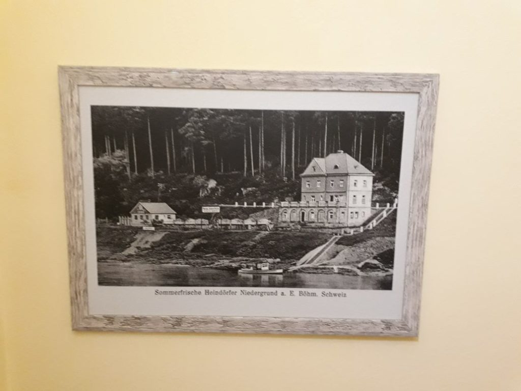 Penzion Přívoz Ubytování Děčín Hřensko